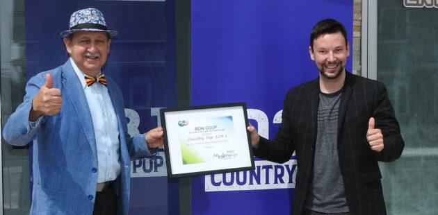 Bon coup d'avril : Country Pop 103.1 de Louiseville