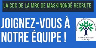 CDC de la MRC de Maskinongé : Emploi