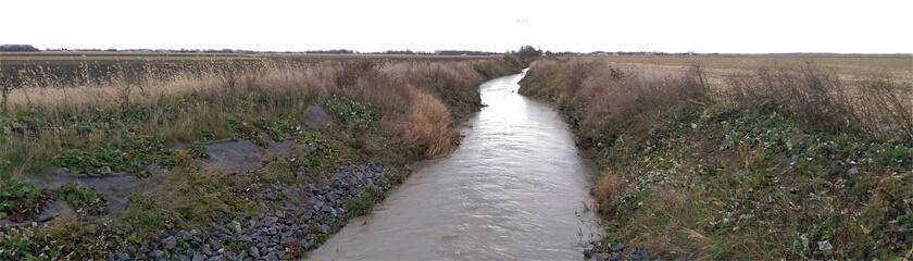 Travaux dans les cours d'eau