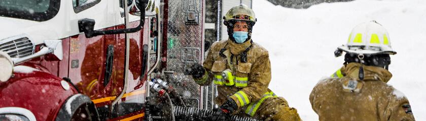 Services incendie de la région