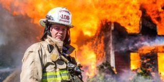 Mario Ducharme, gestionnaire en sécurité incendie